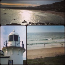 Lighthouse Beach, Port Macquarie.