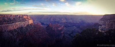 Radich Grand Canyon Sunrise