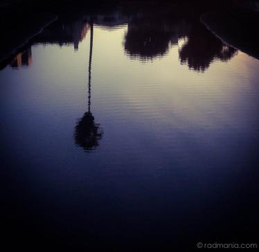 Radich LA-Venice canal sunset