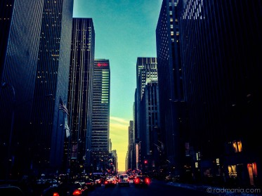 Radich NY-Midtown traffic