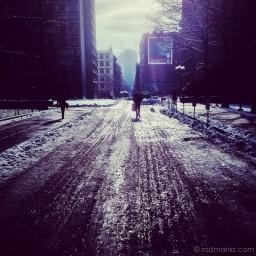 Radich SoHo snow