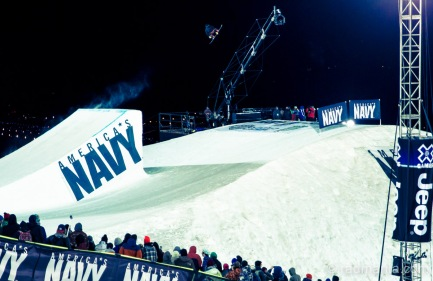 Torstein Horgmo at X Games 2015