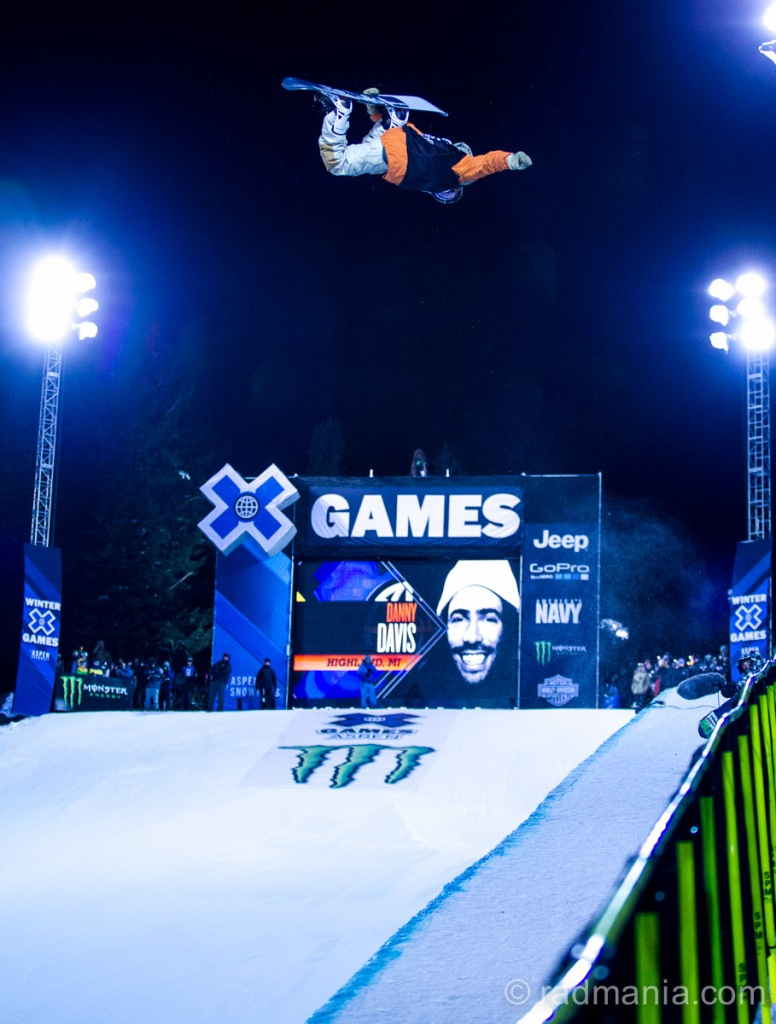 Danny Davis wins X Games 2015 Gold