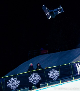 Iouri Podladtchikov at X Games 2015