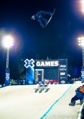 Shaun White at X Games 2015