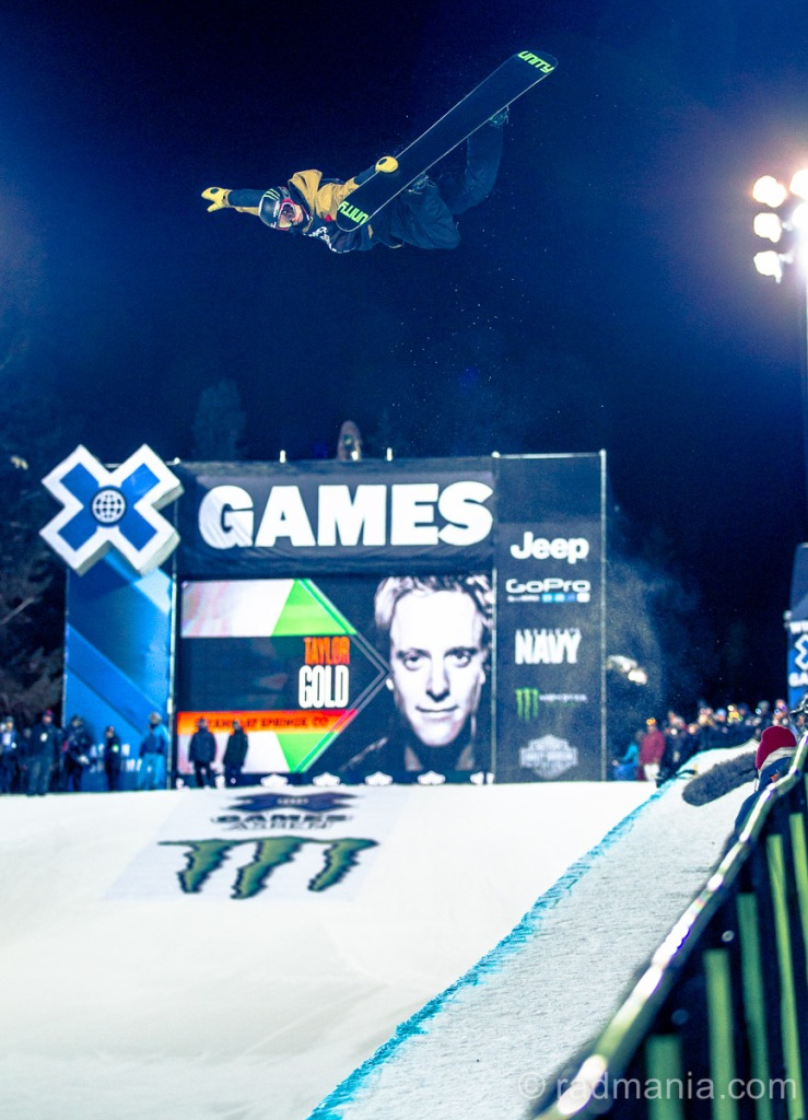 Taylor Gold at X Games 2015