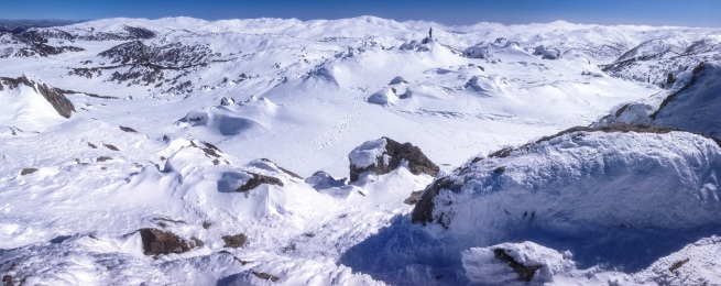 Mt Perisher panorama - Sean Radich
