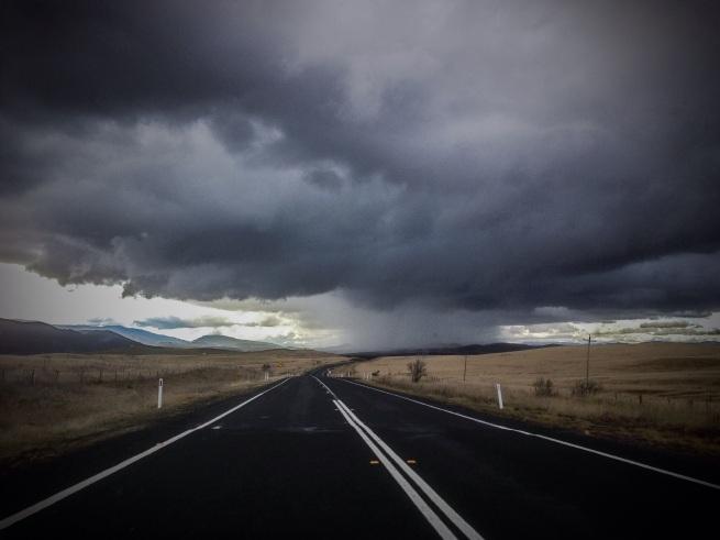 Monaro Highway storm - Sean Radich