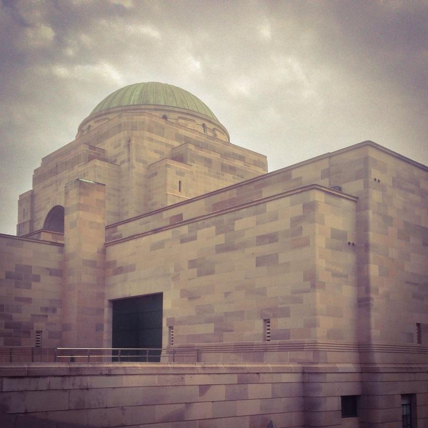 Australian War Memorial - Sean Radich