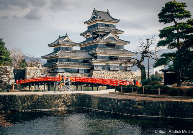A slice of Japanese history awaits with a visit to Matumoto Castle.